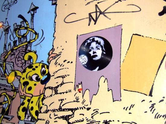 Piaf à Bruxelles