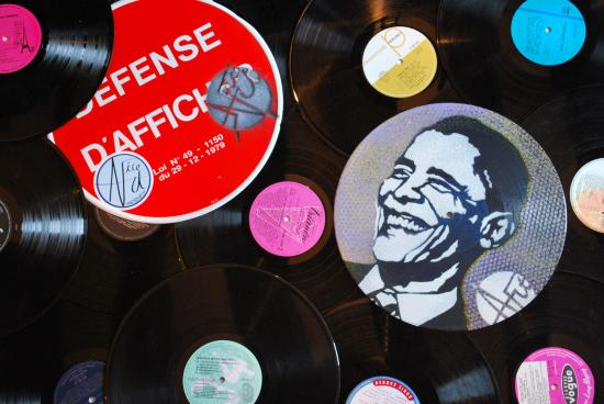 vinyle collection....