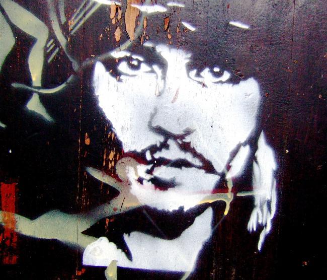 Johnny Depp Etampes 2008