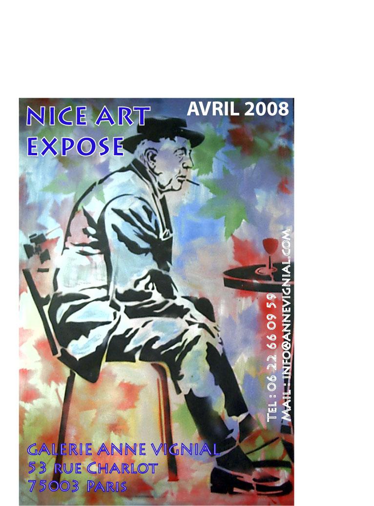 Expo Anne Vignial
