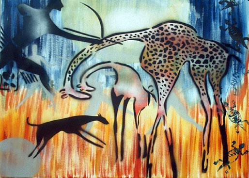 Girafe (coll. Erdocio)