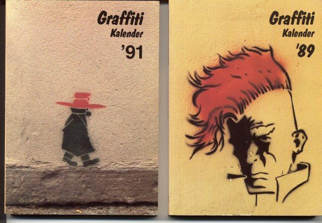 graffiti kalendar