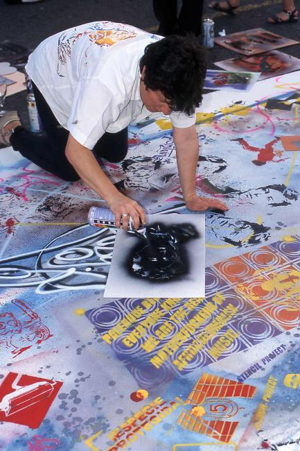 Glaz'art Café 2004