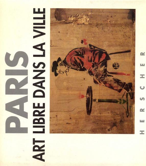 Paris Art libre dans la Ville